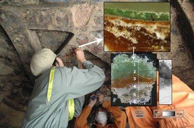 Quand le synchrotron révèle les plus anciennes peintures à l'huile connues à ce jour