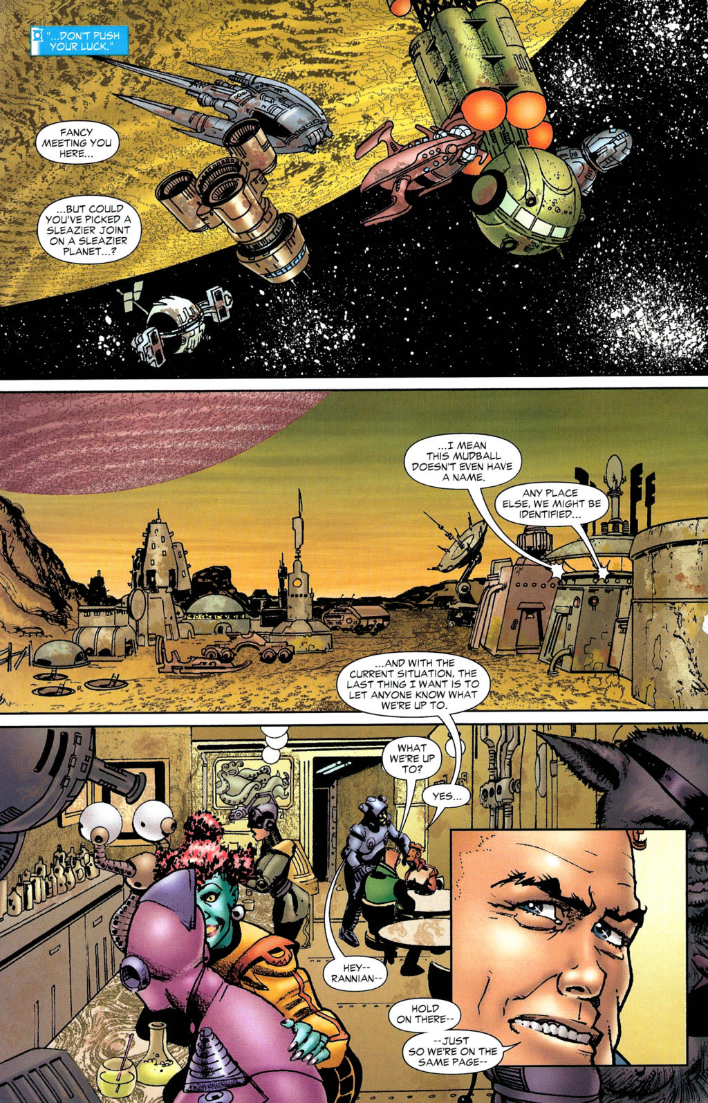 Read online Guy Gardner: Collateral Damage comic -  Issue #2 - 11