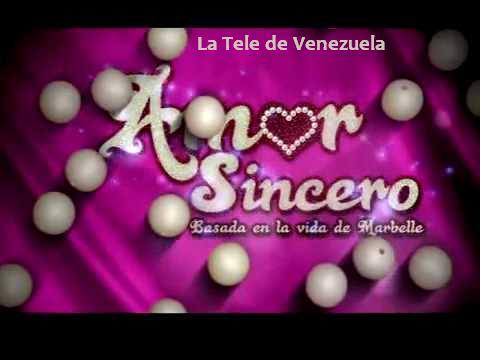 """faa6c0b84673 Marbelle llega con su """"Amor Sincero"""" a Venevisión. """""""