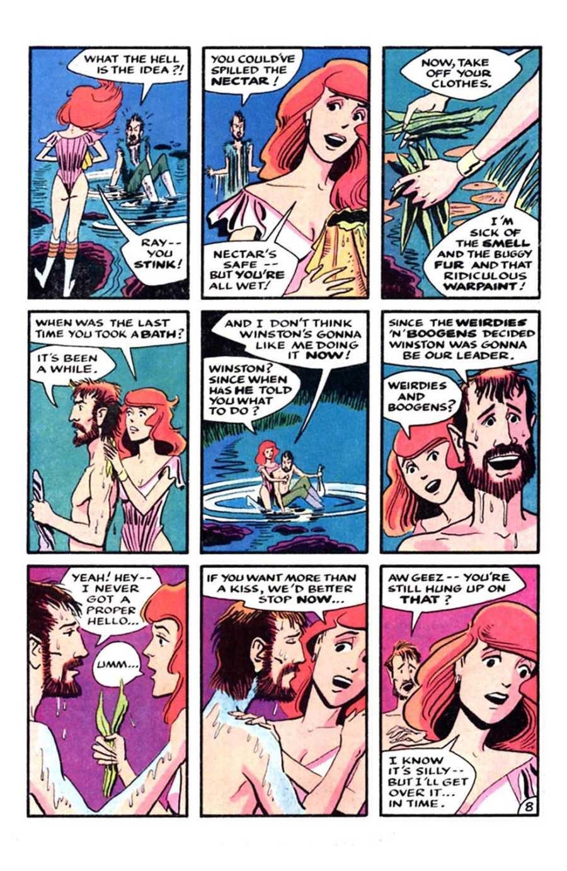 Read online Mars comic -  Issue #5 - 10