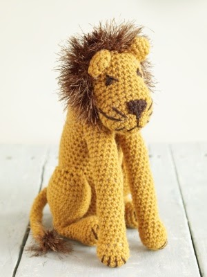 Free Amigurumi Patterns Leo The Lion