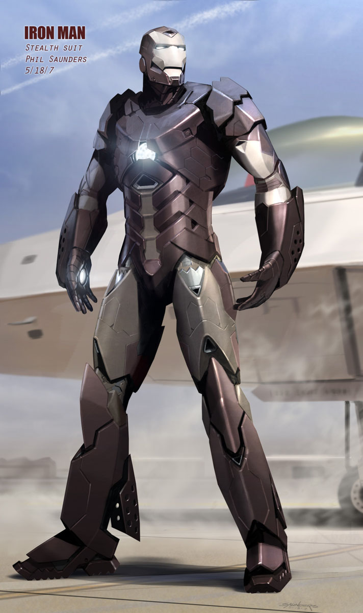 BMW I3 WALLPARERS: Amazzzzing Iron Man Design Concept by ...