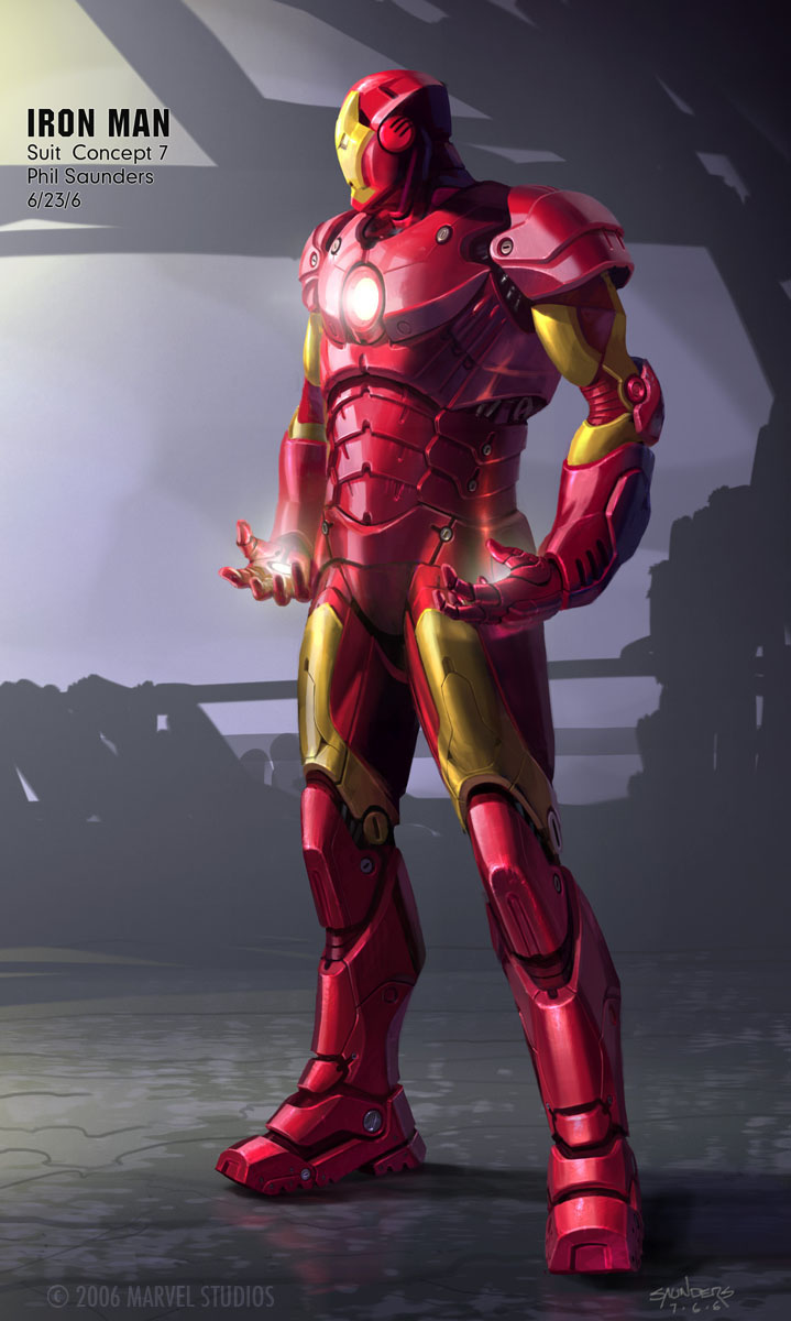 Car Design Malaysia: Amazzzzing Iron Man Design Concept by ...