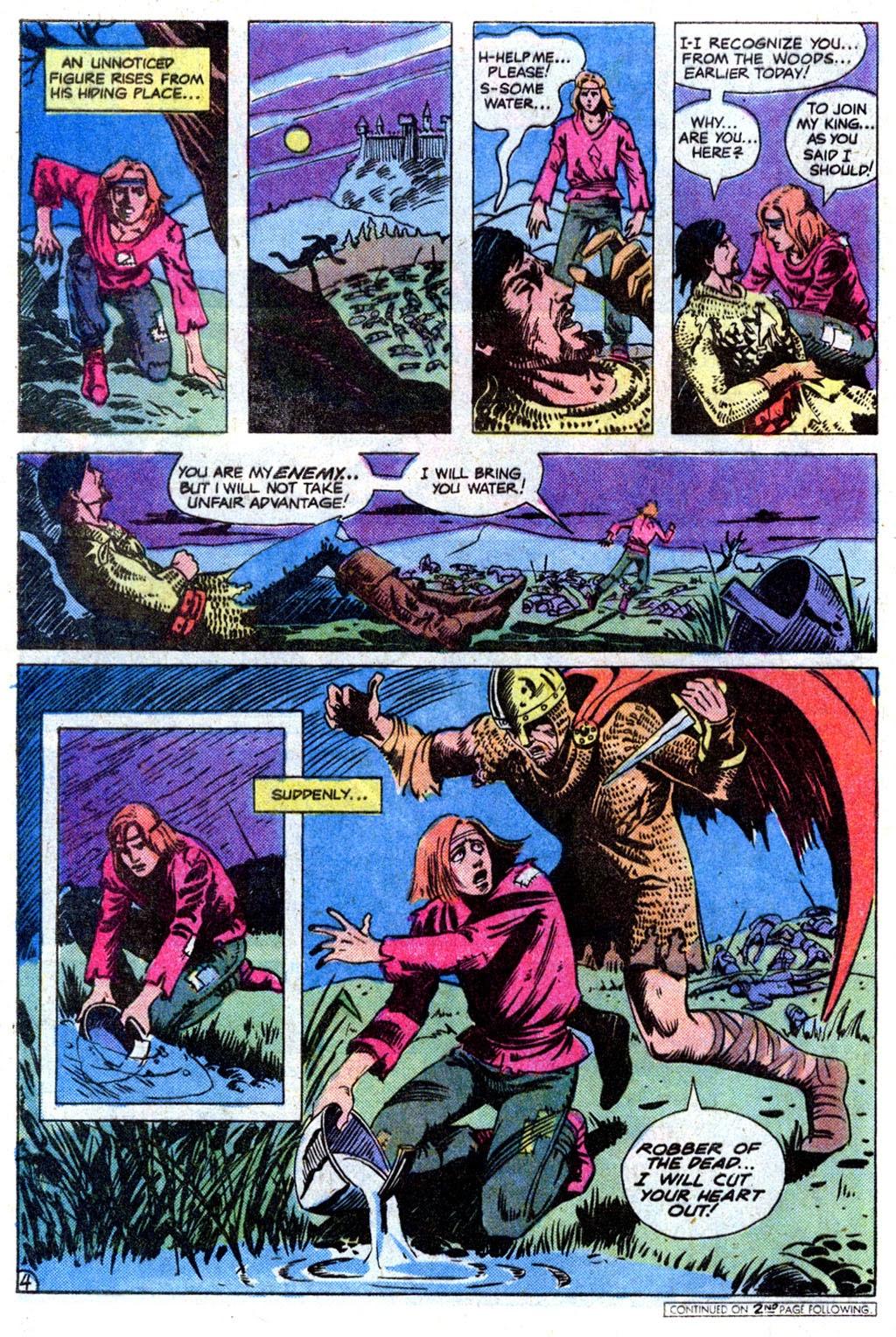 Read online Sgt. Rock comic -  Issue #358 - 23