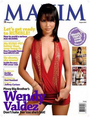 Pinay Celebrities: Wen...