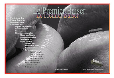 Visions Intimes Recueils De Poésies Le Premier Baiser