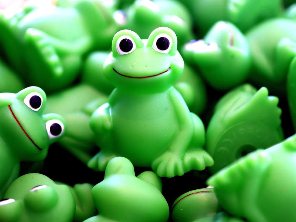Sapos - Frog cartoon wallpaper ...
