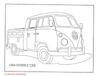 Simplemente Volkswagen: Colorea tu VW