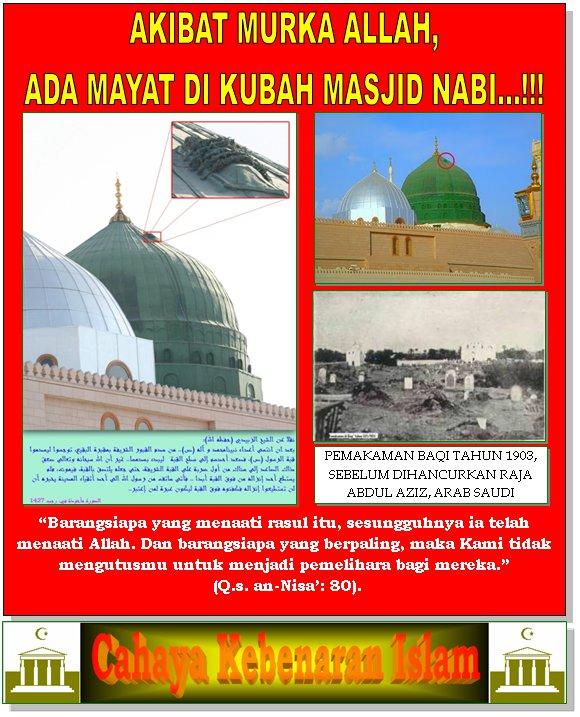 Mayat Diatas Kubah Masjid Nabawi : mayat, diatas, kubah, masjid, nabawi, Ruangan, Bersama, Shabab:, MAYAT, KUBAH, NABI!!!