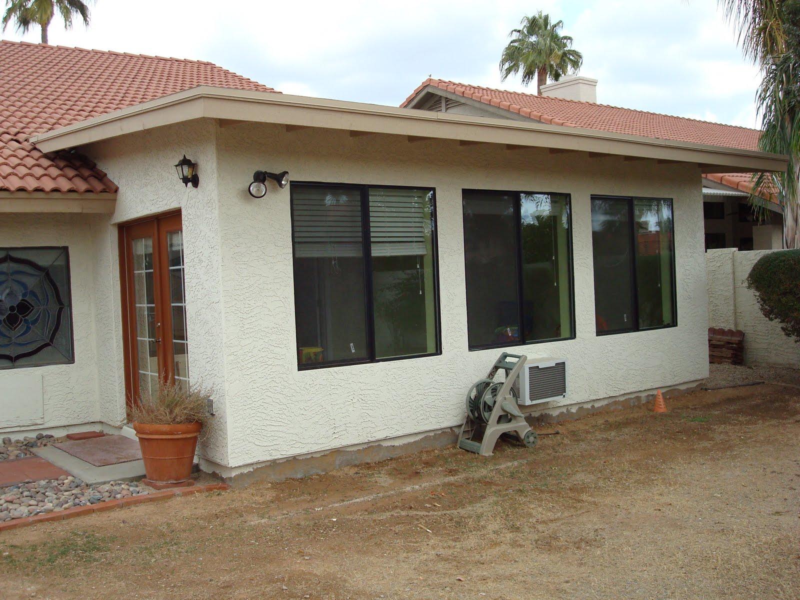 AZ Enclosures and Sunrooms 602 791 3228 Arizona Room Addition Contractor