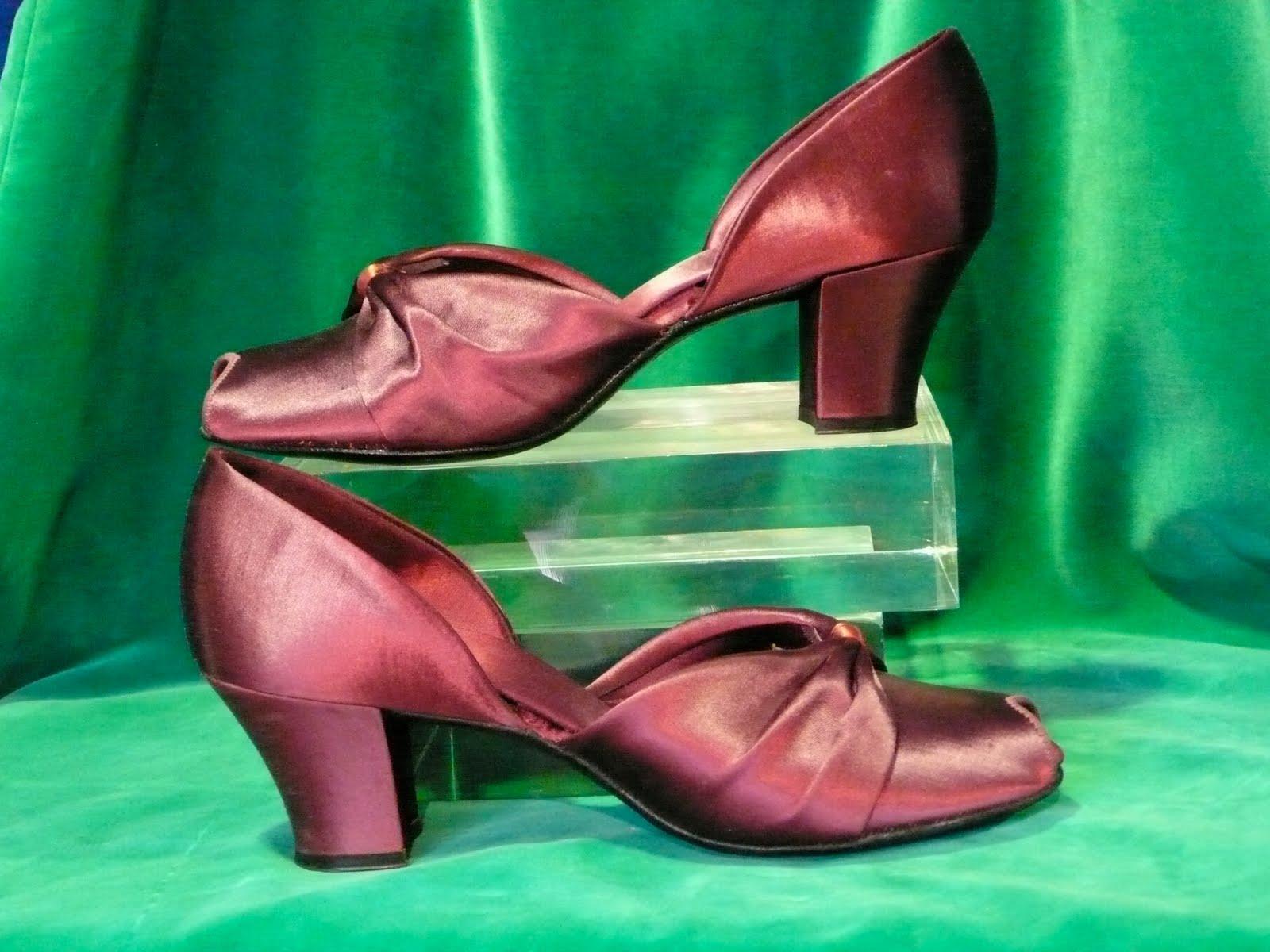 Vintage Palace Vintage Daniel Green Shoes