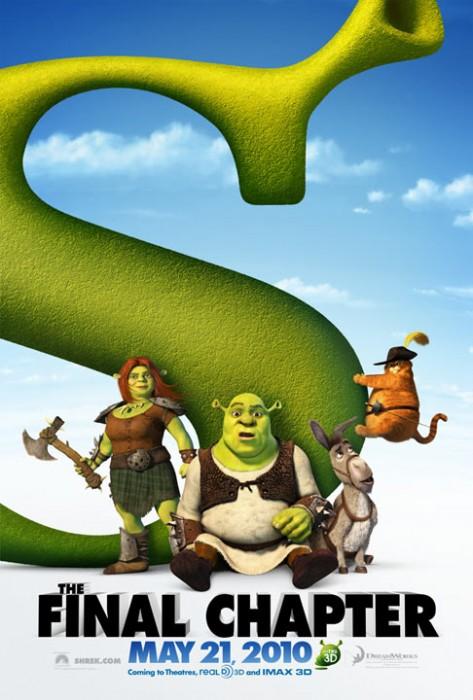 The Alias Men Shrek Forever After