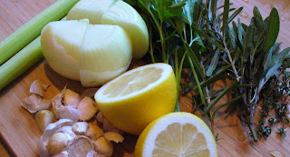 Roasted Turkey With Herbs And Lemon Family Balance Sheet