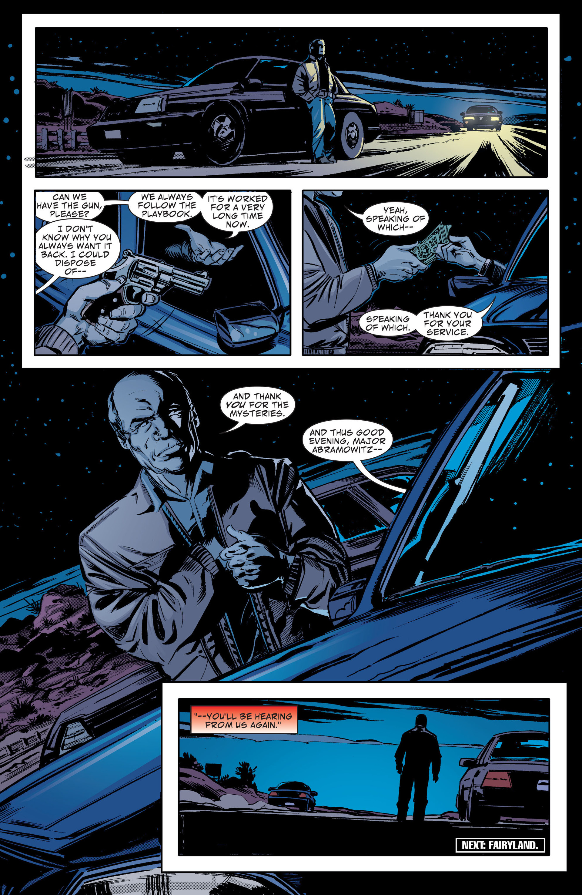 Read online Saucer Country comic -  Issue #10 - 21