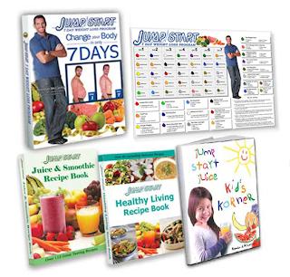 Jump Start: El Programa De Pérdida De Peso En 7 Días