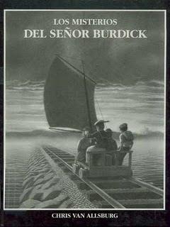 Los misterios del señor Burdick – Chris Van Allsburg