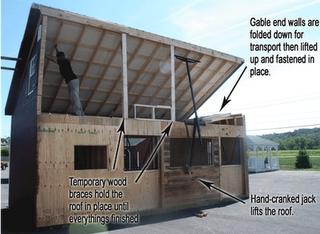 Horse Barn Construction