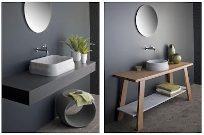 Natural Modern Interiors Bathroom Design Ideas Natural