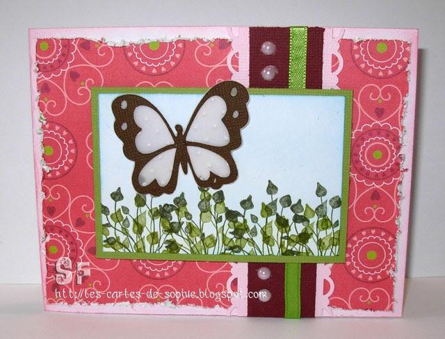 les cartes de sophie le papillon s 39 envol. Black Bedroom Furniture Sets. Home Design Ideas