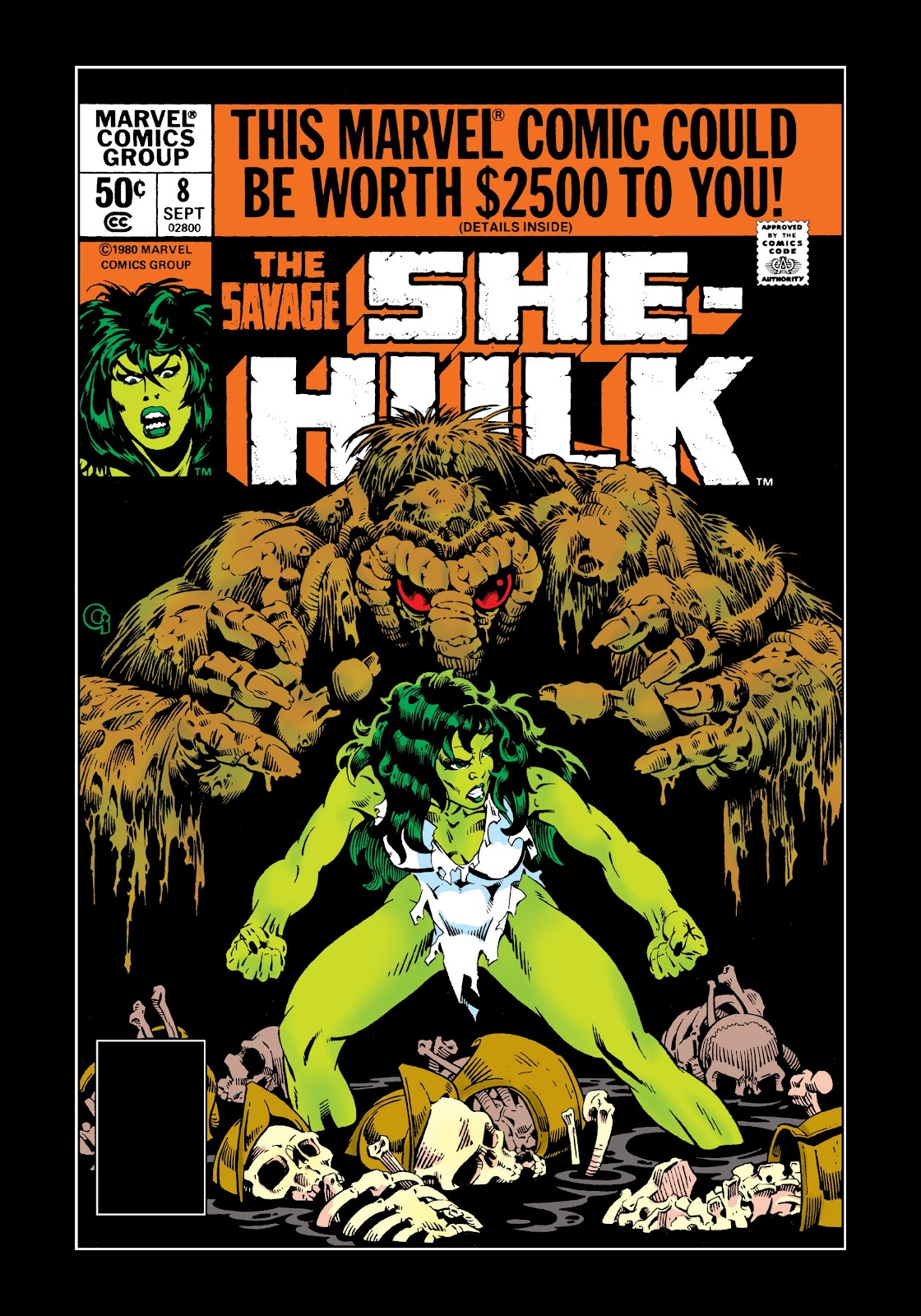 Marvel Masterworks: The Savage She-Hulk issue TPB_1_(Part_2) - Page 36
