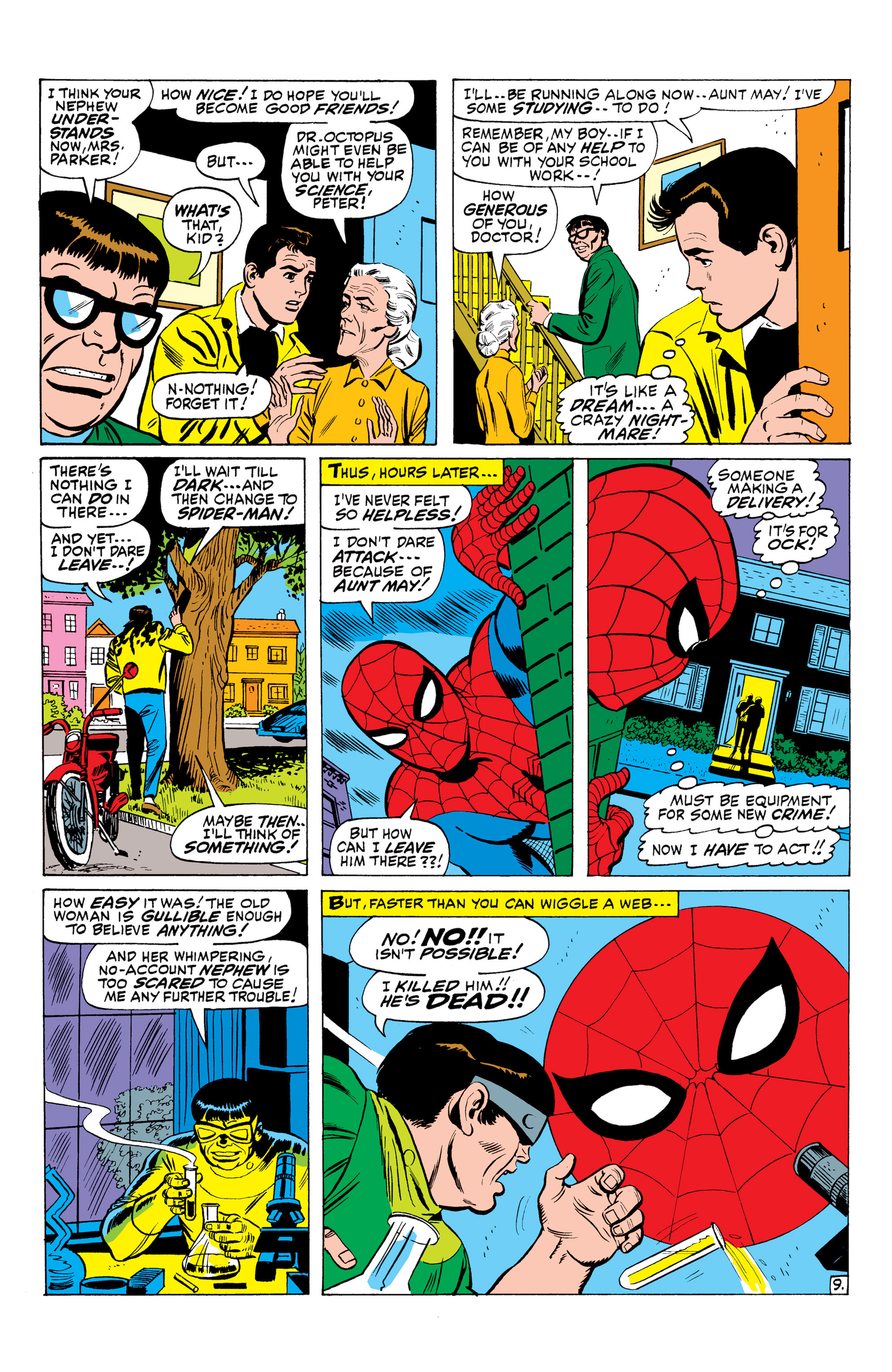 The Amazing Spider-Man (1963) 54 Page 9