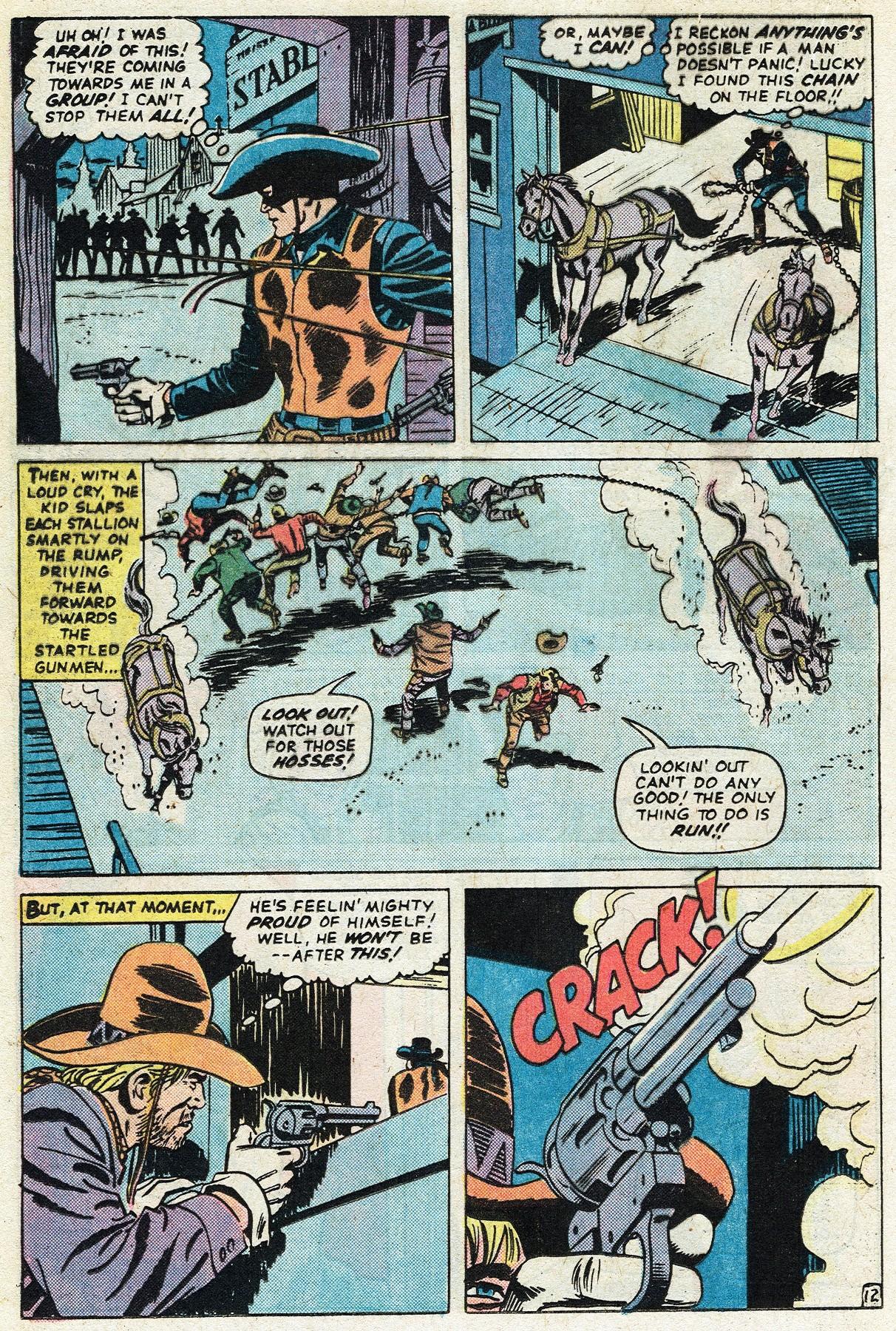 Read online Two-Gun Kid comic -  Issue #122 - 20