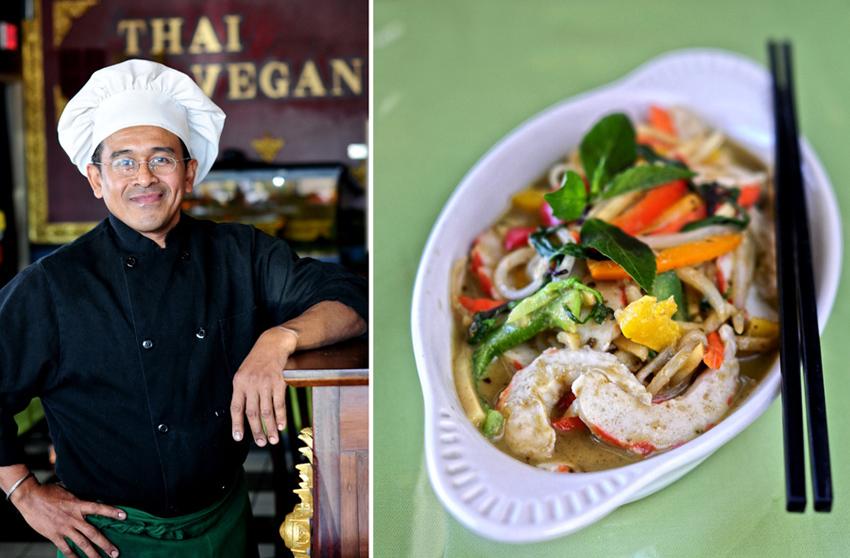 Thai Restaurant Albuquerque Gibson