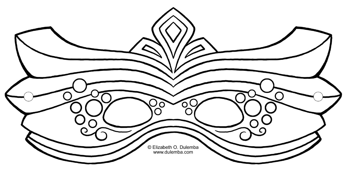 Raviolis for lunch who was that masked man for Coloring pages masks