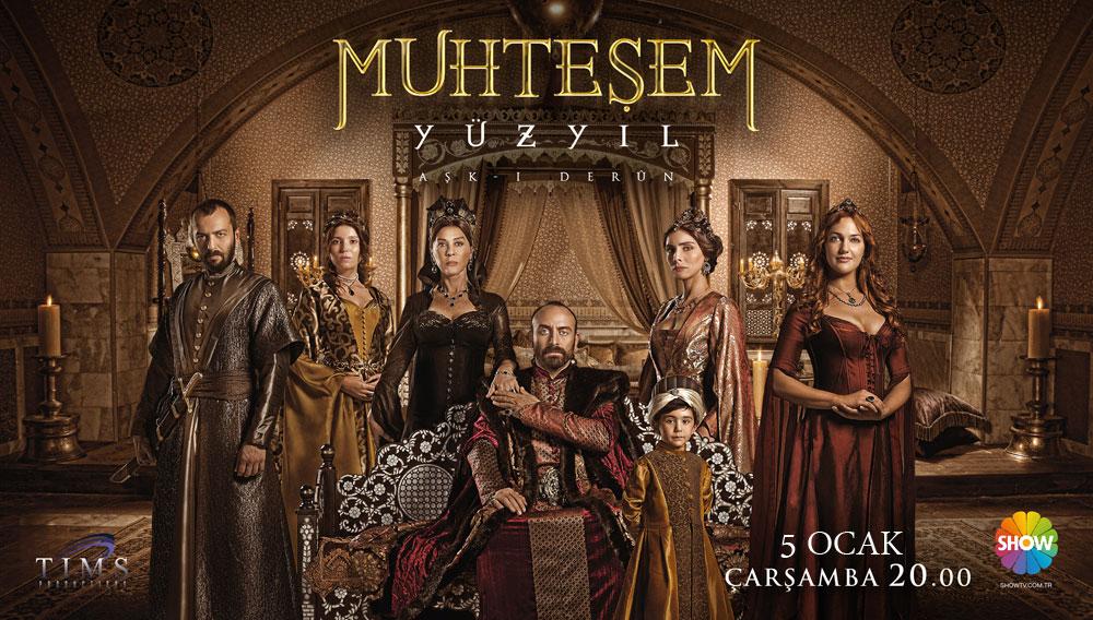 Turkish TV series \