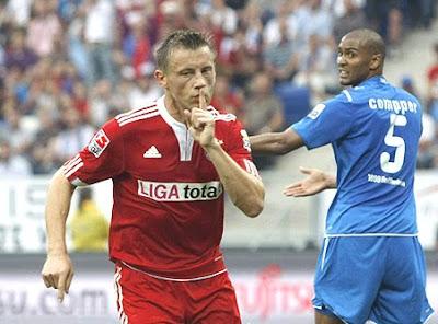 Bayern munchen sparkar magath