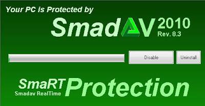Update Smadav 2010 Pro Rev. 8.3