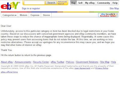Le Mont De Sisyphe Le Blog Qui Rend Beau Et Intelligent Swiss Censorship On Ebay