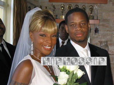 XVON - Image - mary j. blige wedding pictures