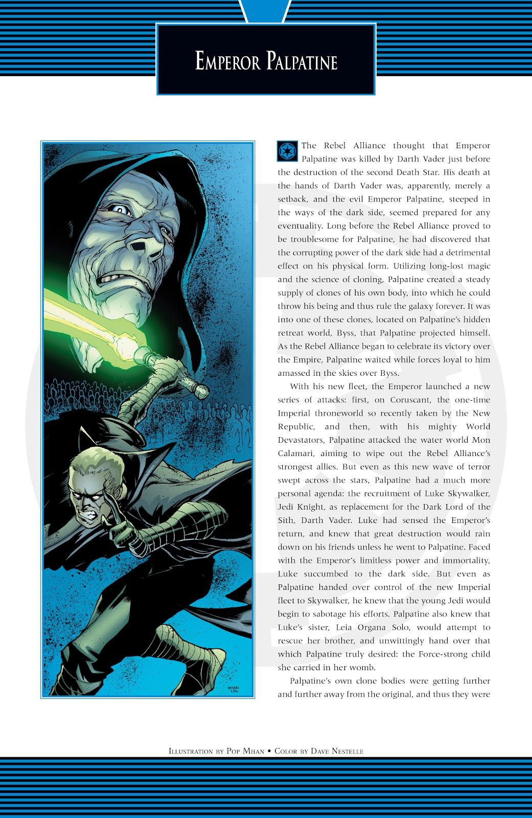 Read online Star Wars: Dark Empire Trilogy comic -  Issue # TPB (Part 4) - 74