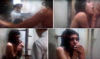 angelina jolie shower