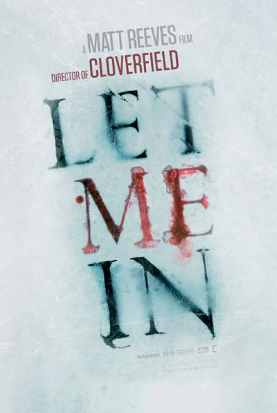 Film Experience Blog: Yes, No, Maybe So: Let Me In
