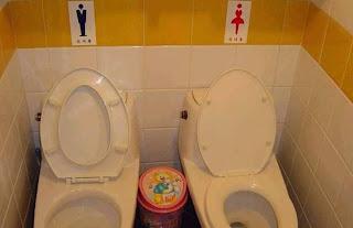 baños originales, creativos