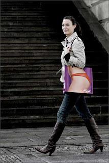 Diseño de bolsas para negocios.