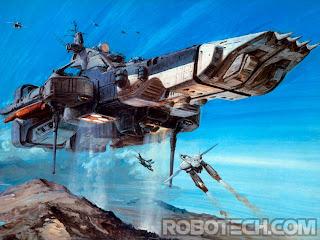 cartel robotech