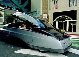 automovil volver al futuro
