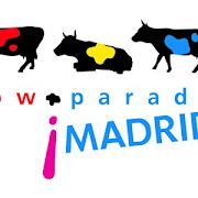 Madrid  mostra d arte all aria aperta Cow Parade 52fb0dd6ebfa