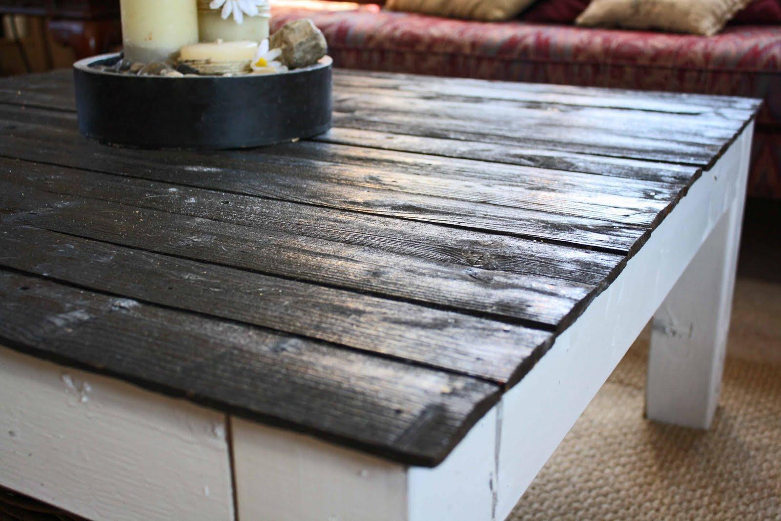 superwoman reclaimed wood coffee table. Black Bedroom Furniture Sets. Home Design Ideas