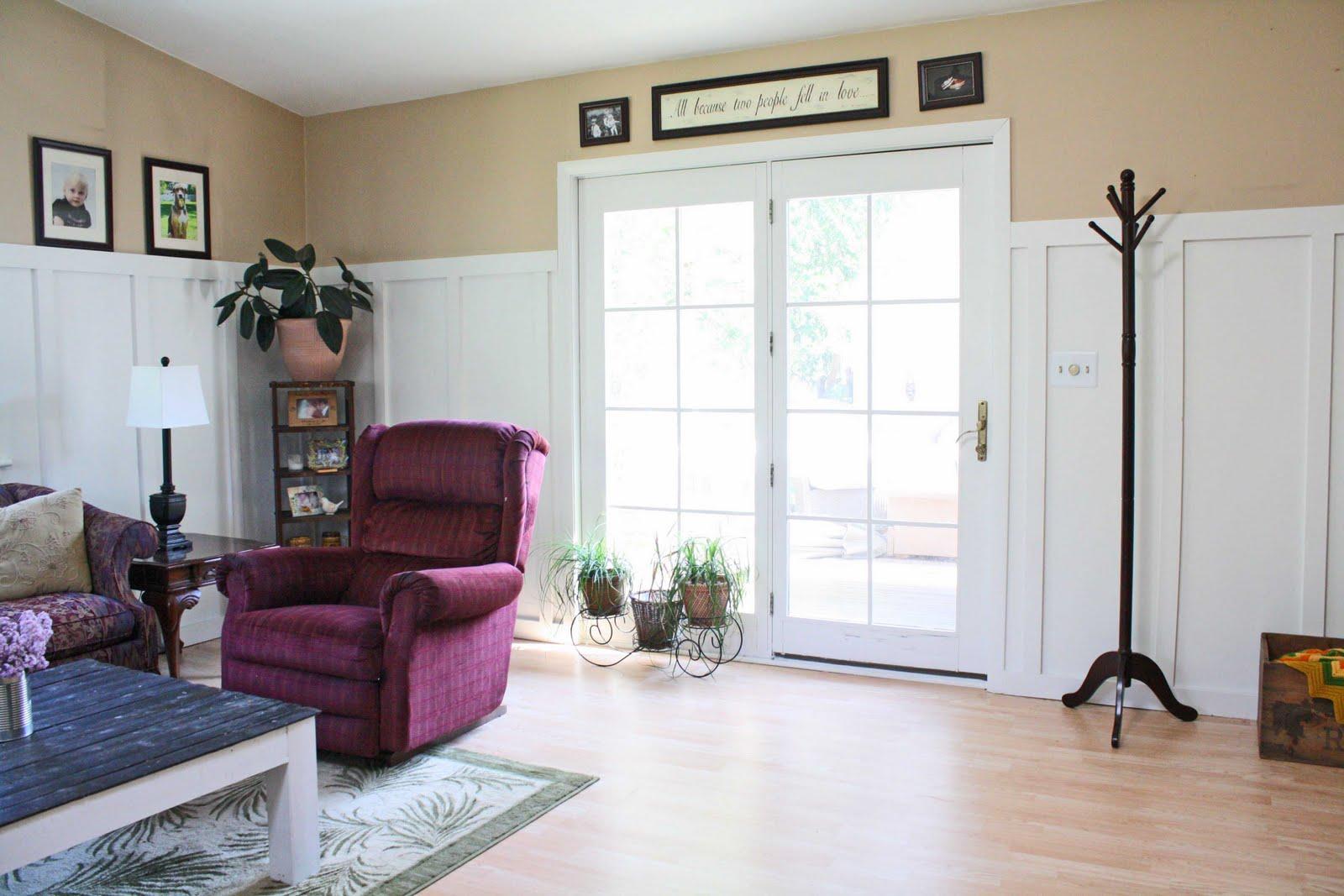 Remodelaholic | Super Remodel; Living Room