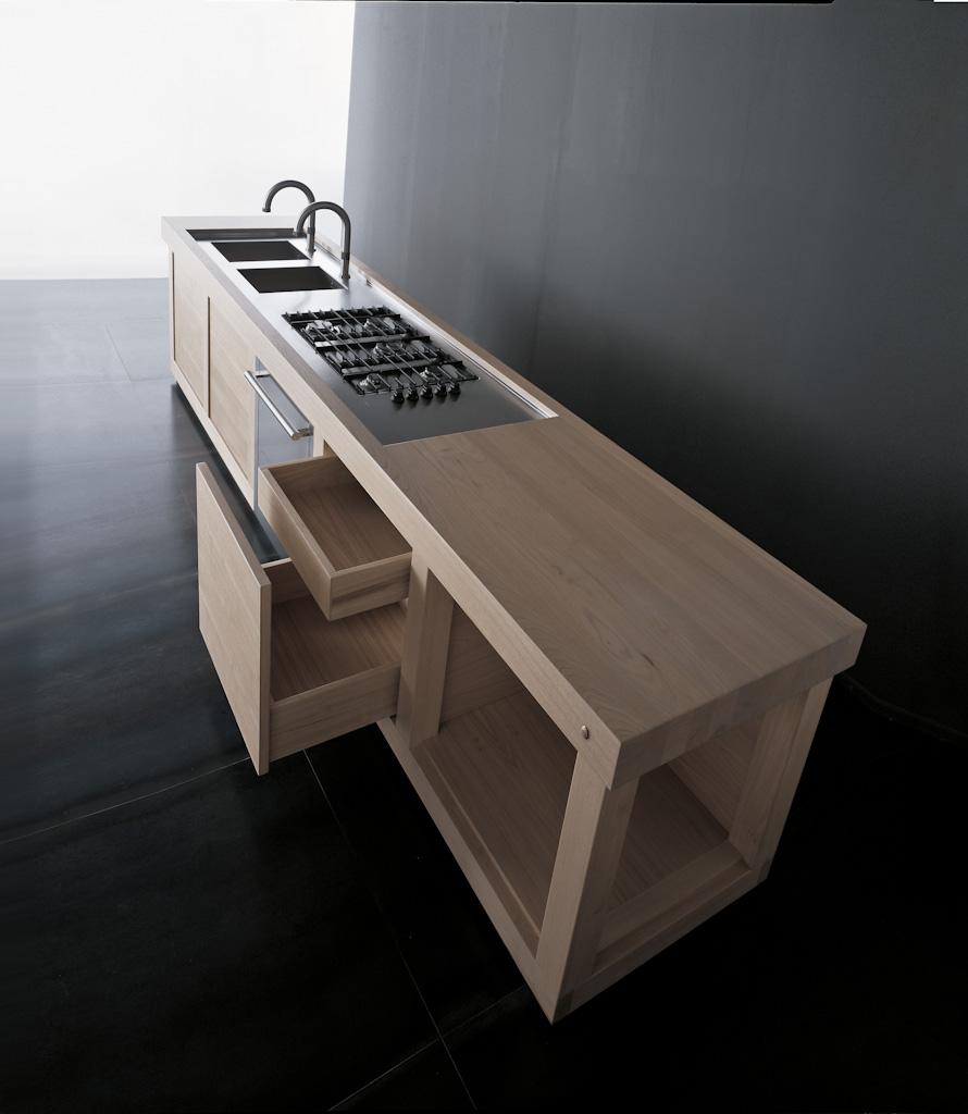 Kitchen Design Think Tank: Wooden Kitchen