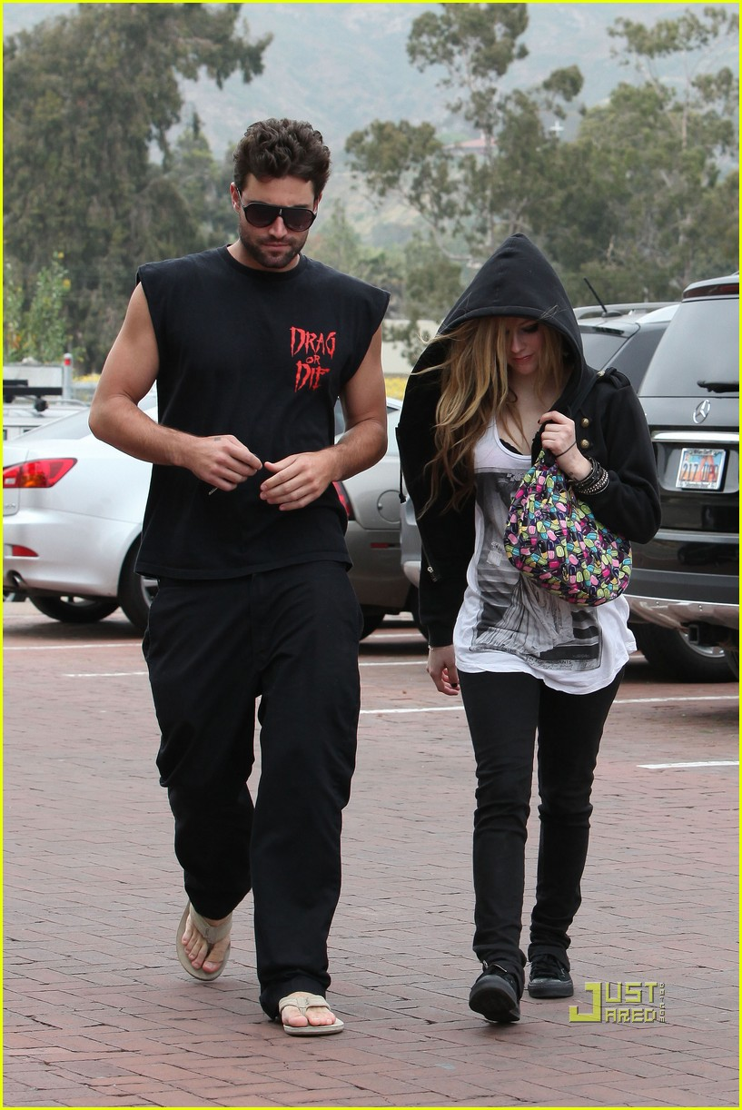Was brody dating avril during the hills. fort mac dating scene in boston.
