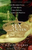 Book cover of Sex with the Queen by Eleanor Herman