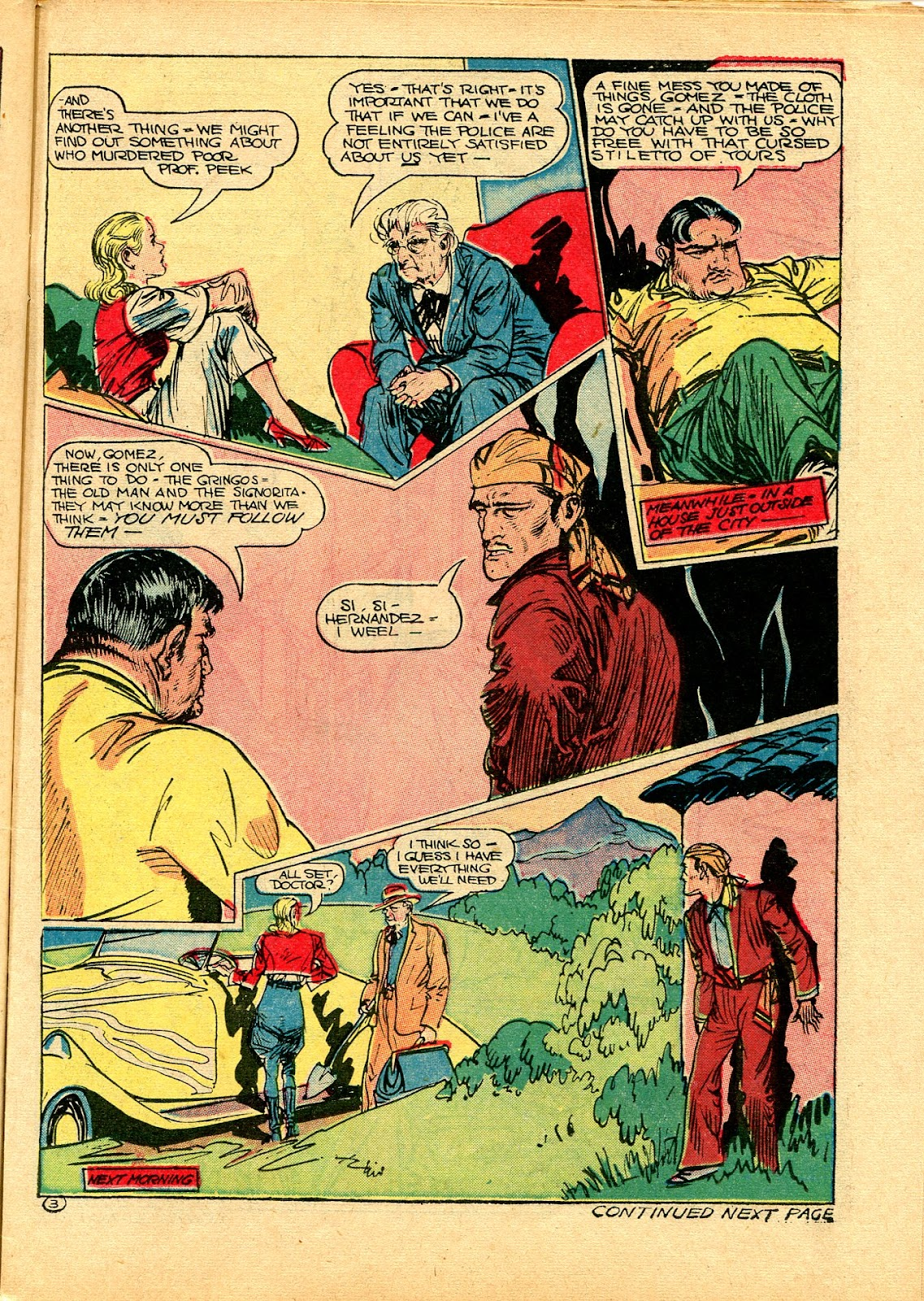 Read online Famous Funnies comic -  Issue #102 - 21