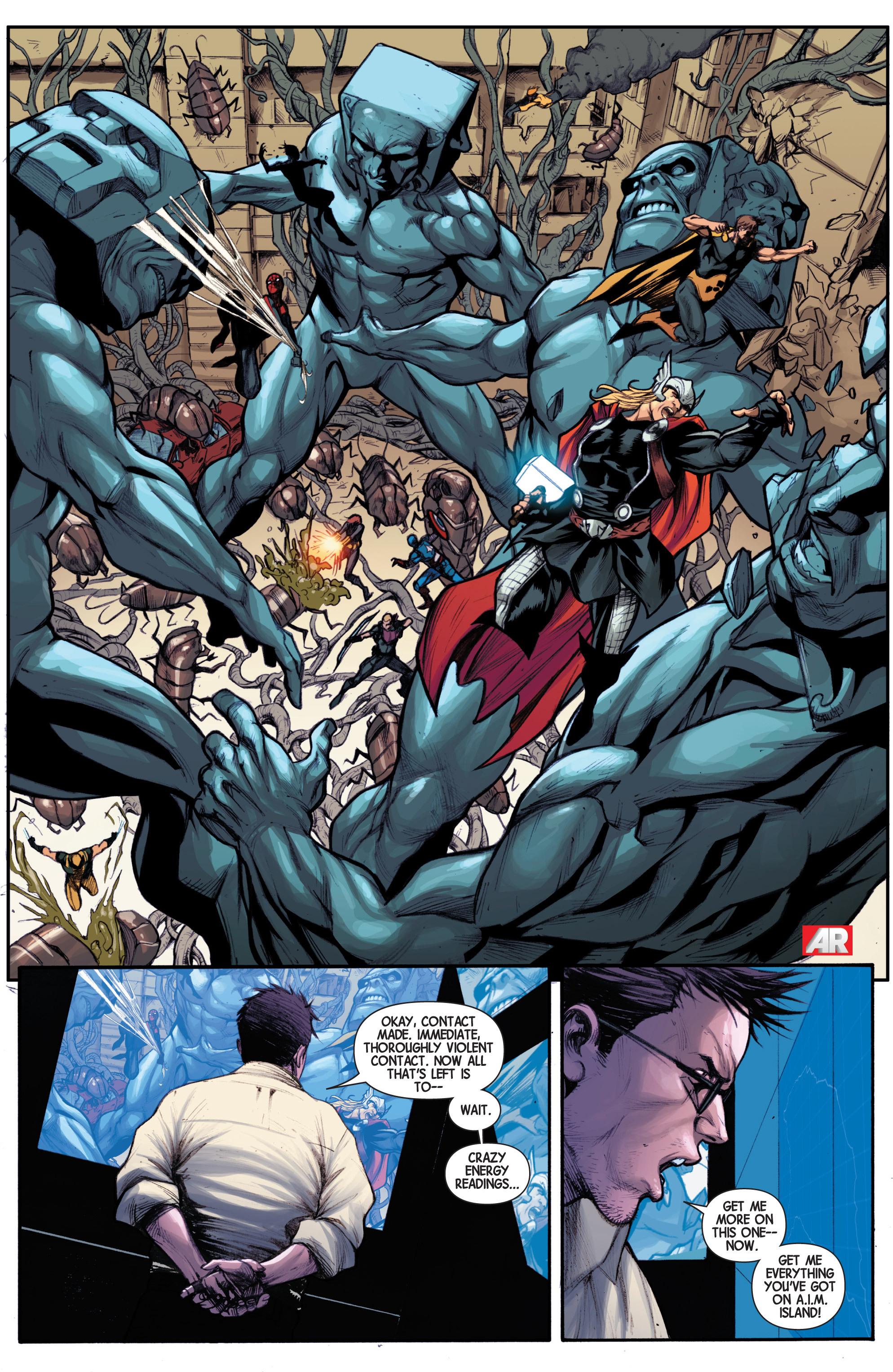 Read online Avengers (2013) comic -  Issue #Avengers (2013) _TPB 3 - 73