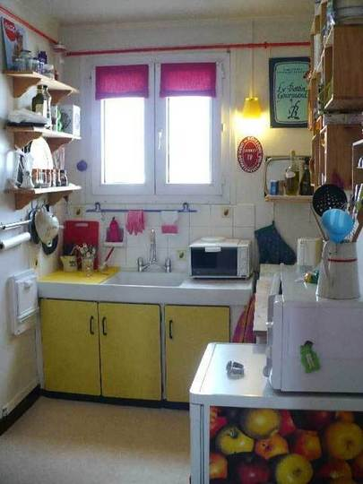 Deco Dapur Rumah Flat Desainrumahid com