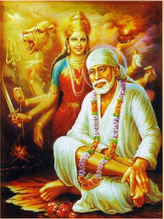 Image result for images of shirdisaibaba and devimata